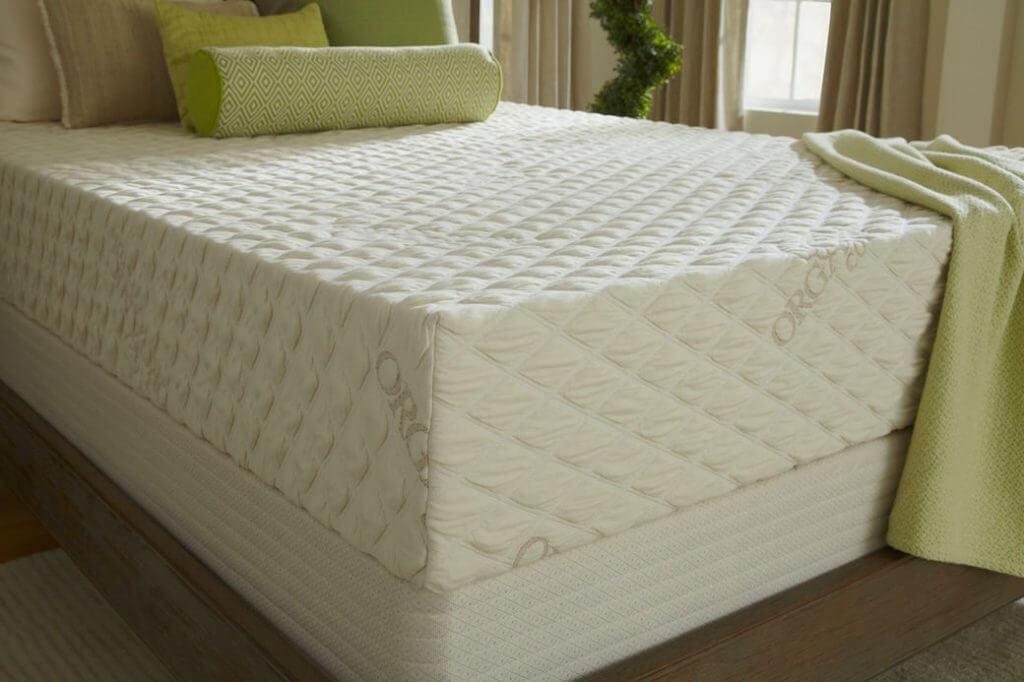 best latex mattress plush bliss