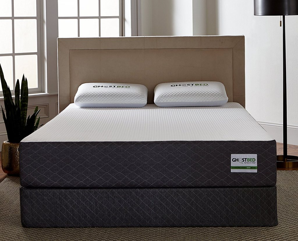 top 10 most comfortable mattress ghostbed