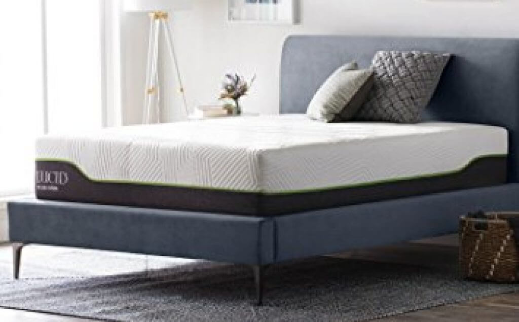 natural latex mattress review lucid