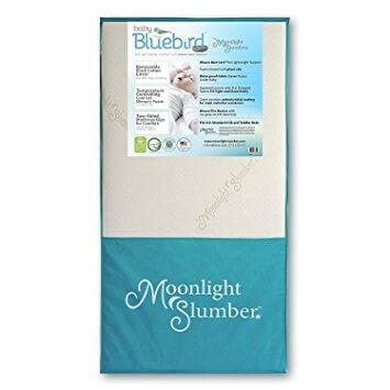 best toddler mattress moonlight slumber