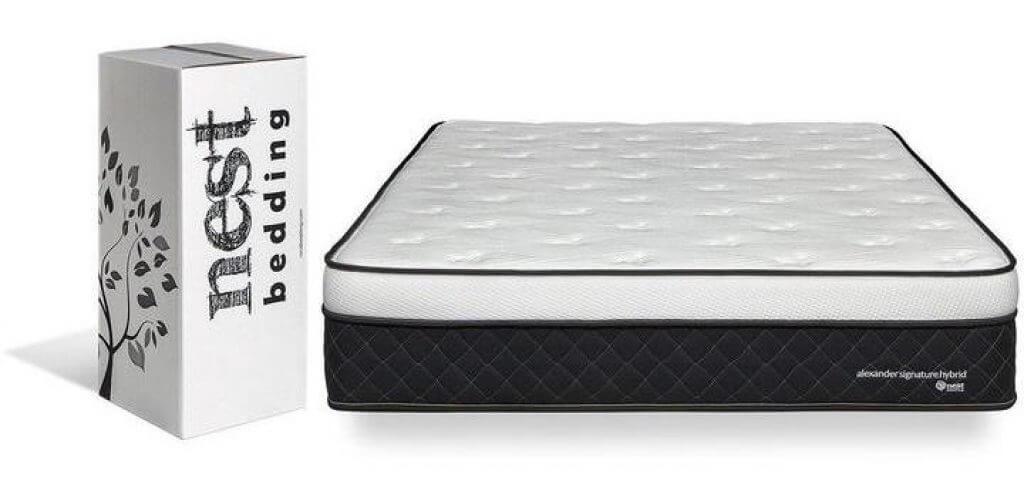 best innerspring mattresses review nest bedding