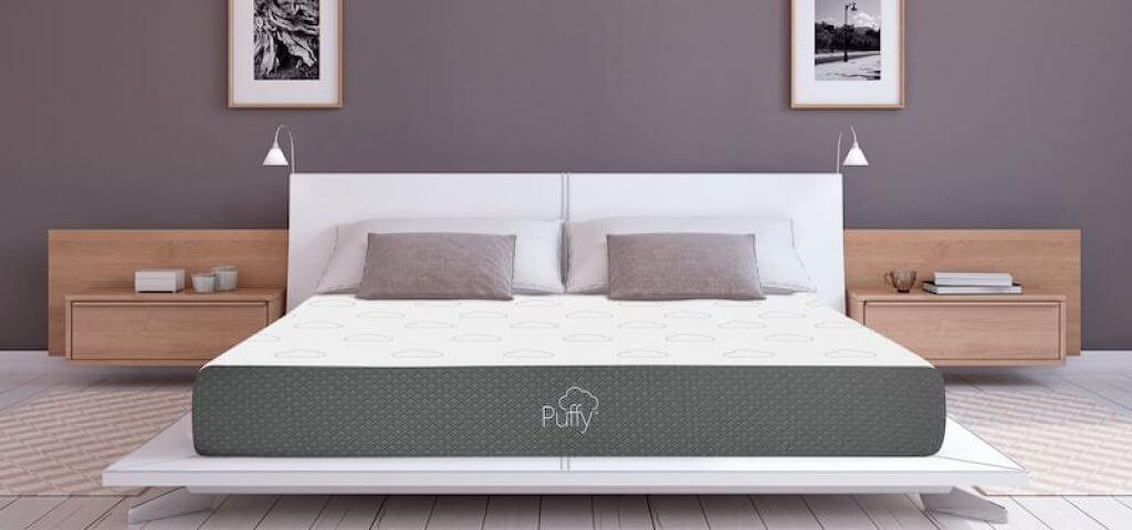 puffy best soft mattress