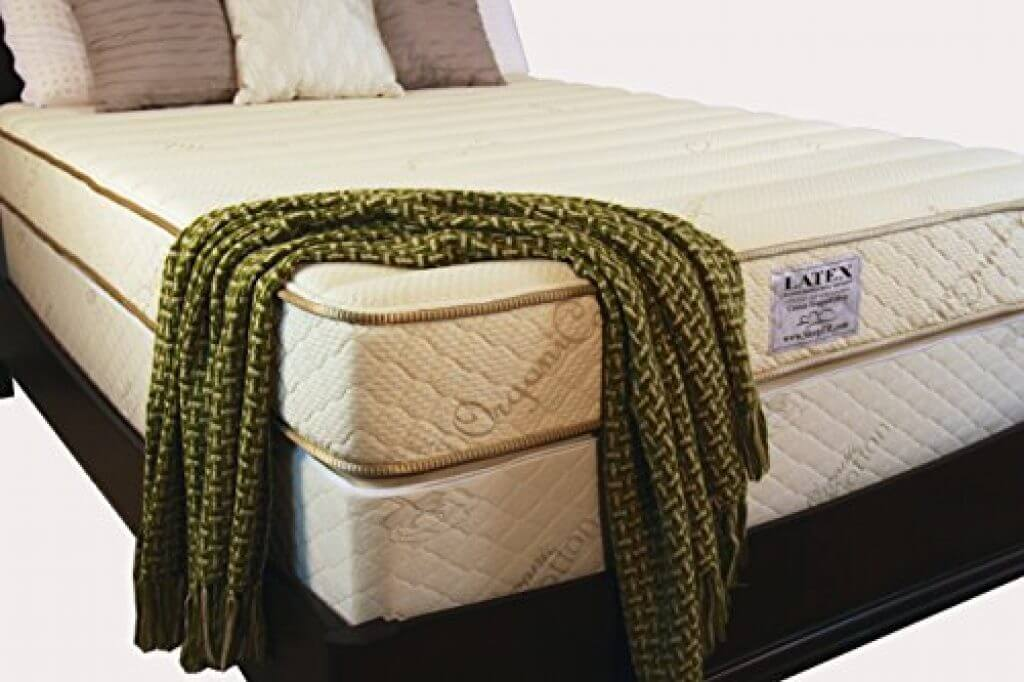 best natural latex mattress roma