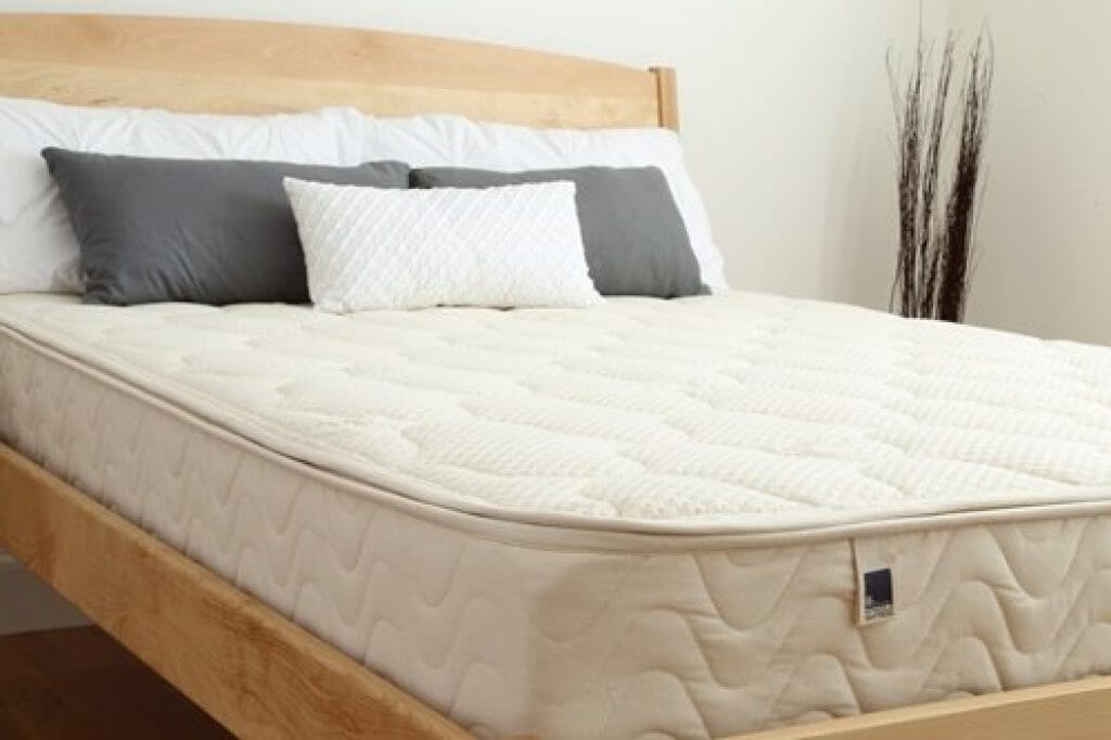 natural latex mattress review