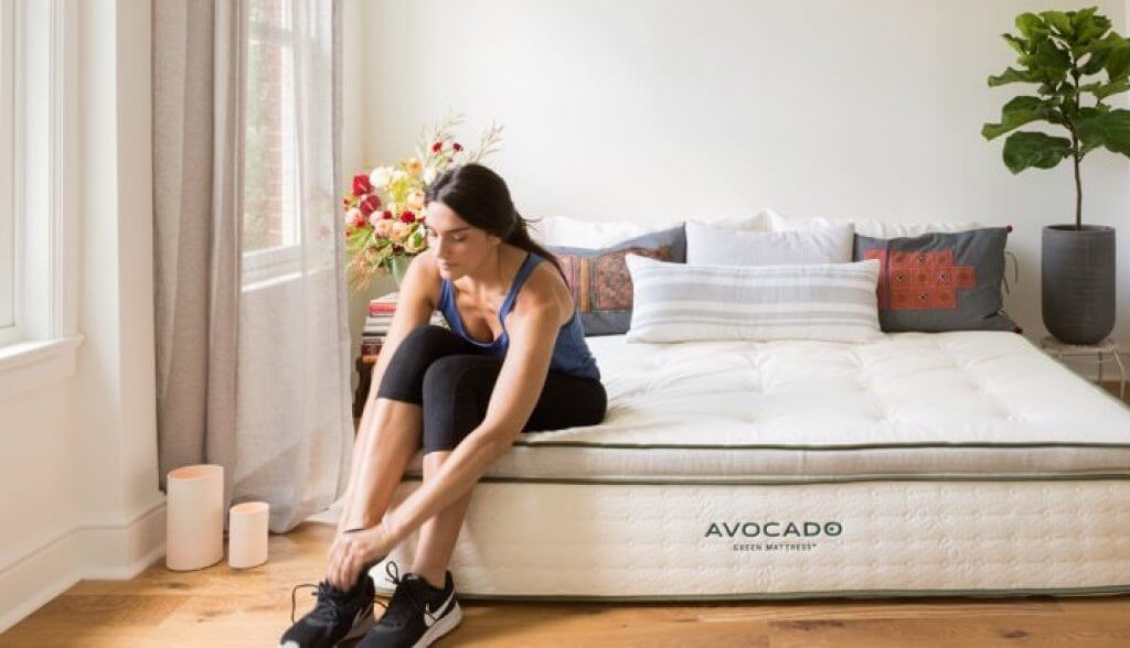 avocado green mattress review