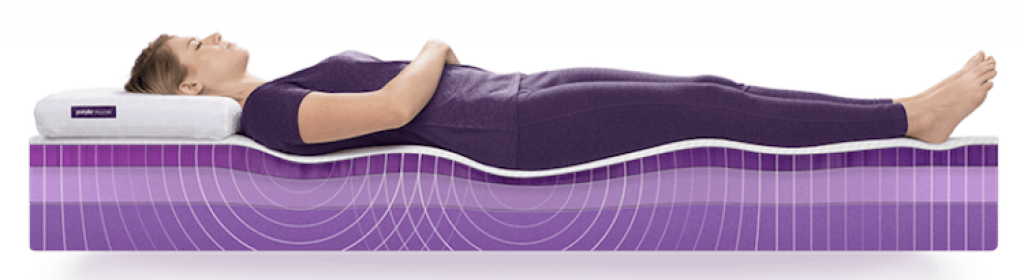 purple mattress vs helix