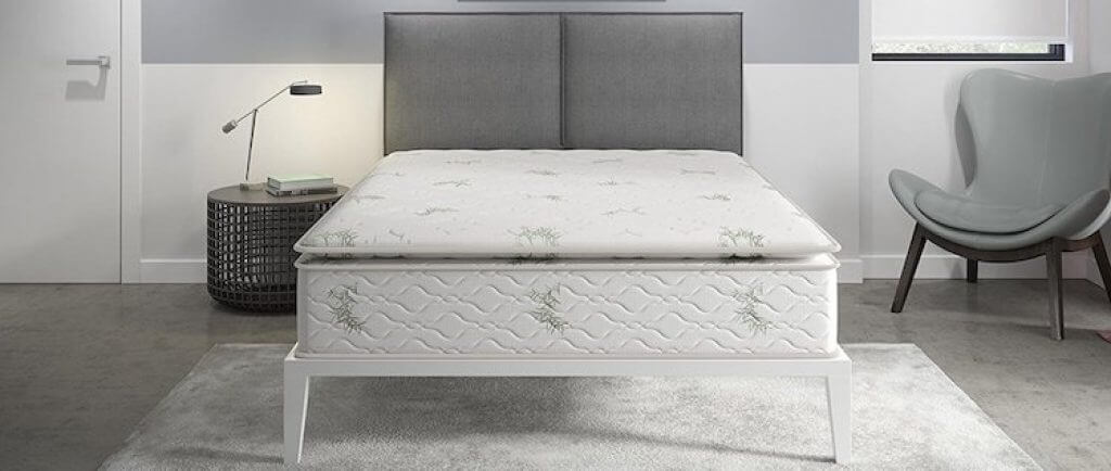 best pillow top mattress review signature