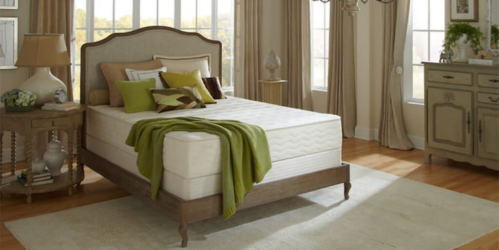 best organic mattresses botanical bliss