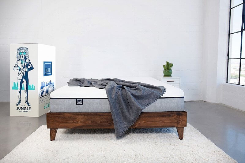 lull vs casper mattress review