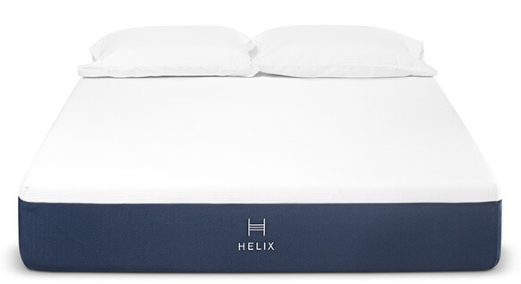 helix vs purple mattress review