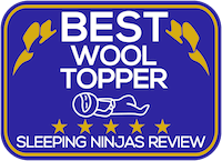 best wool mattress topper