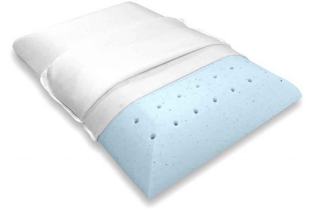 best pillow for stomach sleepers bluewave