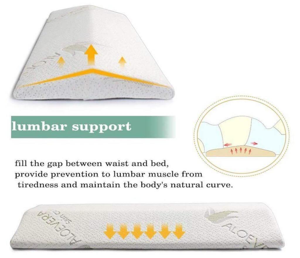 best pillow for back pain easy life