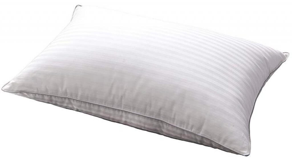 best down feather pillow