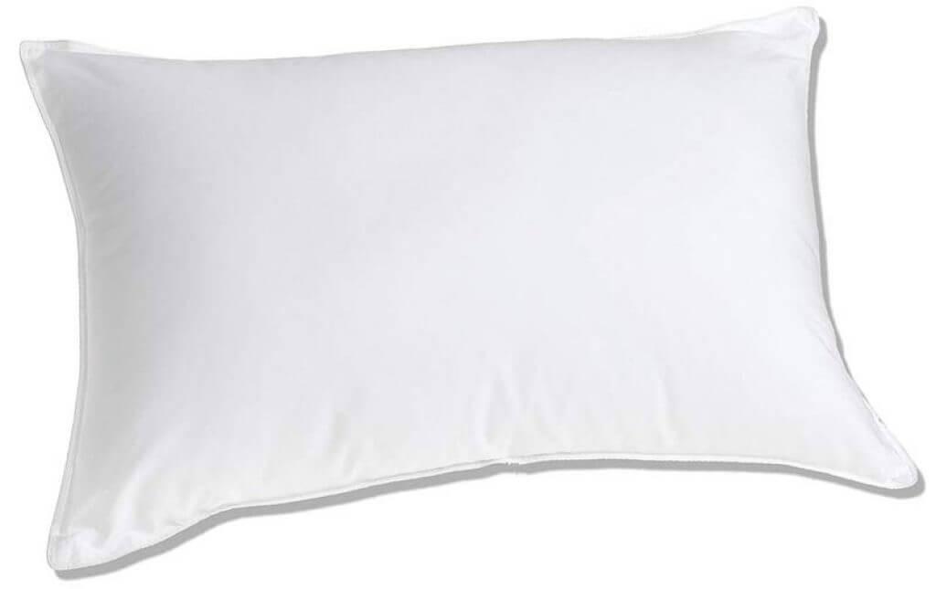 best down pillow luxuredown