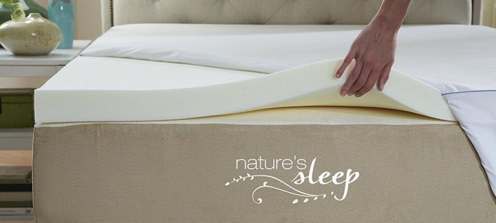 best mattress topper for side sleepers natres sleep