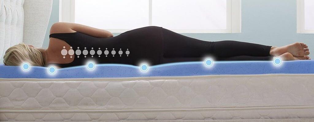 best mattress topper side sleepers serta