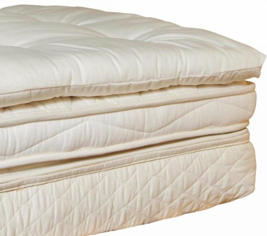 best wool mattress topper holy lamb