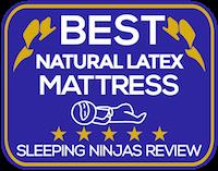Best Natural Latex mattress review